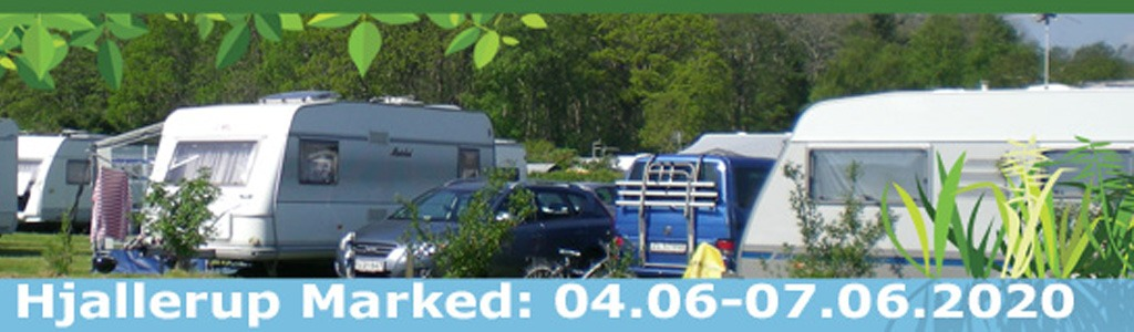Hjallerup Marked camping